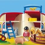 Playmobil 123 Meeneem Boerderij