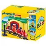 Playmobil 123 Meeneem Treinstation