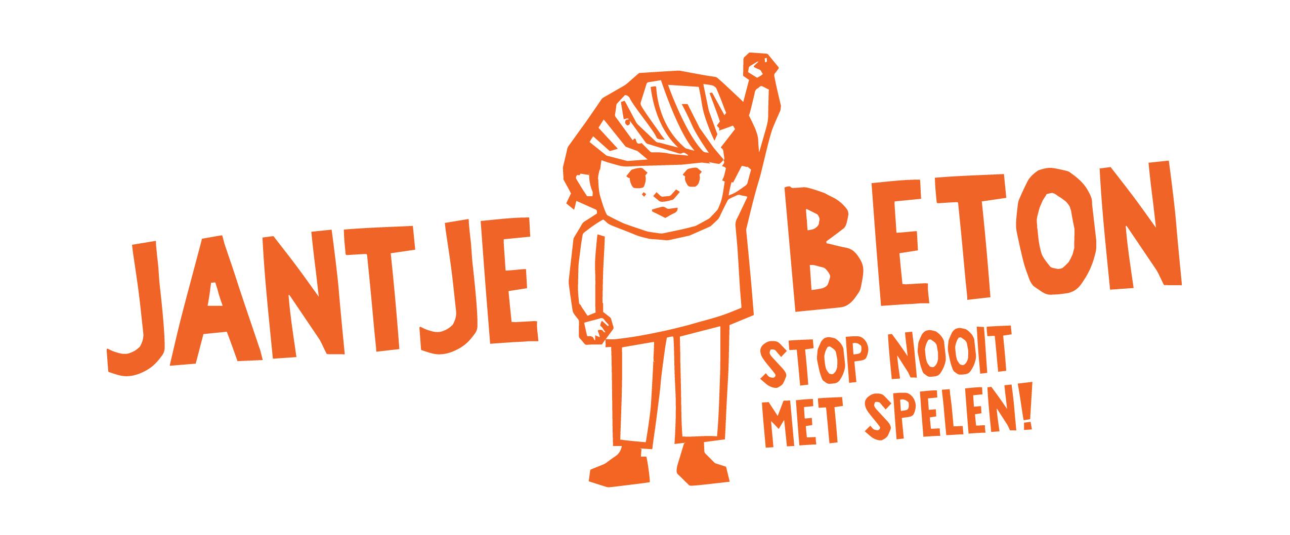 logo Jantje Beton